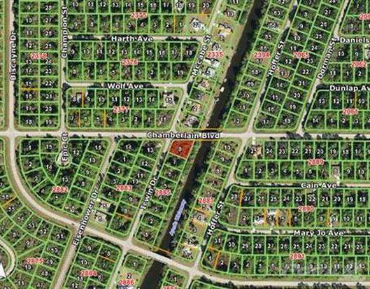 13377 Chamberlain Blvd, Port Charlotte, FL 33953