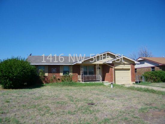 1416 NW 50th St, Lawton, OK 73505