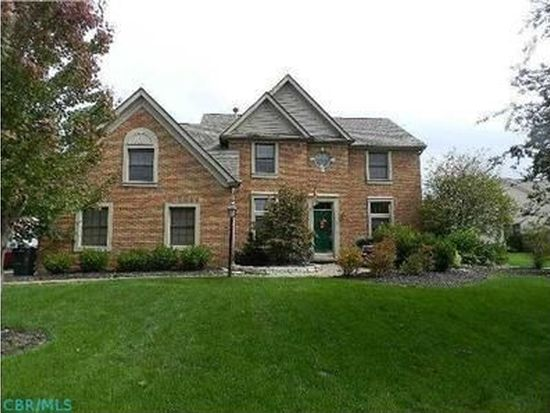 7132 Rossman Ct, Canal Winchester, OH 43110