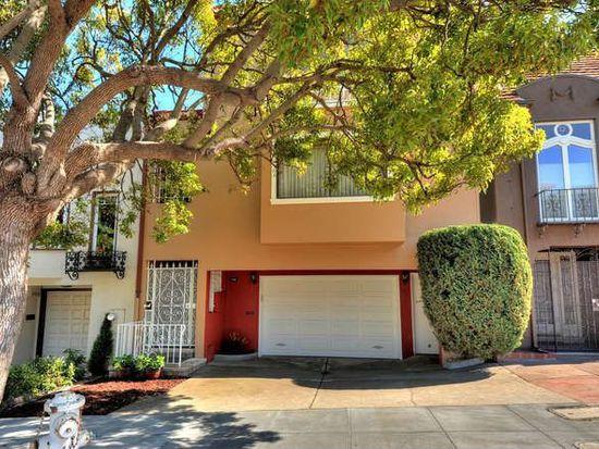 3124 Baker St, San Francisco, CA 94123