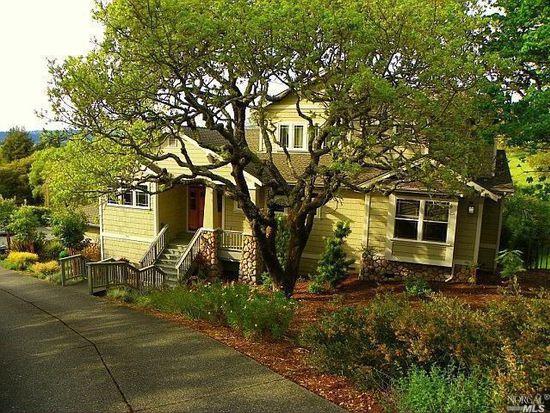 4727 Annadel Heights Dr, Santa Rosa, CA 95405