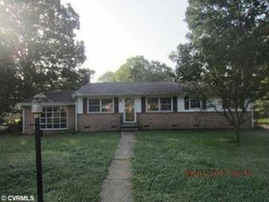 2091 Woodmont Dr, North Chesterfield, VA 23235