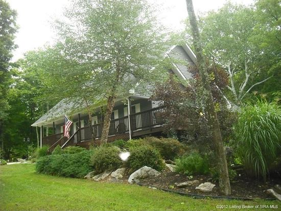 23707 Forest Green Dr, Borden, IN 47106