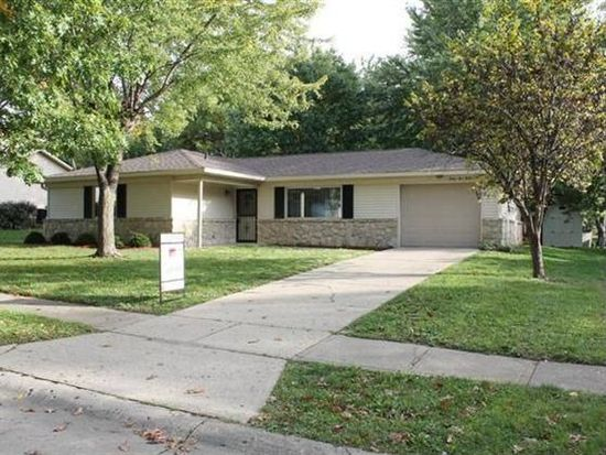 3533 Hearthstone Ct, Indianapolis, IN 46227