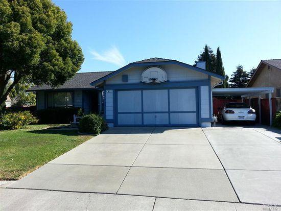 822 Stoneridge Cir, Fairfield, CA 94534