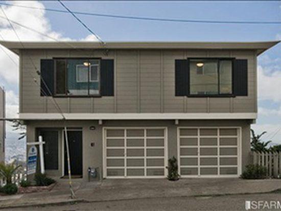 266 Cresta Vista Dr, San Francisco, CA 94127
