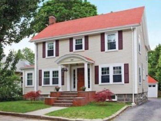 289 Vermont St, Boston, MA 02132