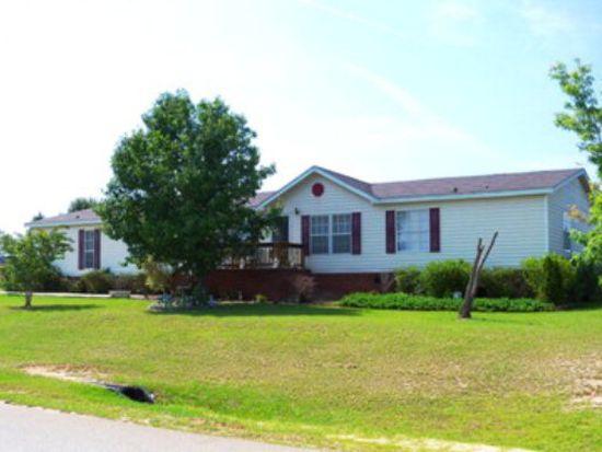 1009 Hancock Mill Ln, Hephzibah, GA 30815