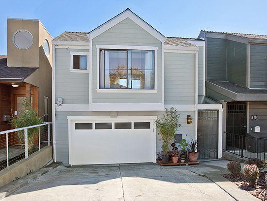 313 Franconia St, San Francisco, CA 94110