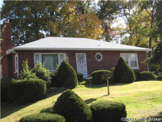 5321 New Cut Rd, Louisville, KY 40214