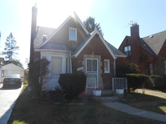 8391 W Outer Dr, Detroit, MI 48219