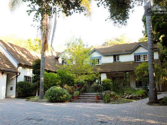 2380 Sycamore Canyon Rd, Santa Barbara, CA 93108