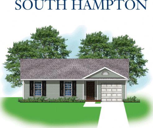 South Hampton - Fox Haven by Keystone Homes