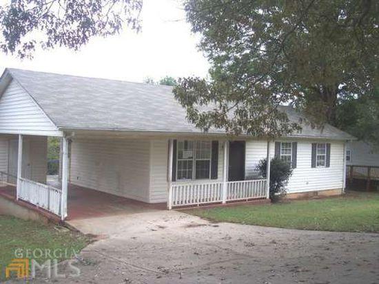 4309 Harmony Church Rd, Gillsville, GA 30543