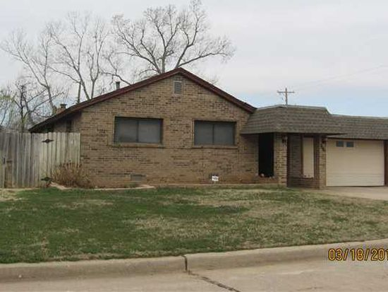 1813 Lullaby Ln, Midwest City, OK 73130