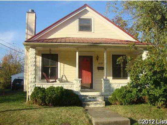 1537 Walter Ave, Louisville, KY 40215