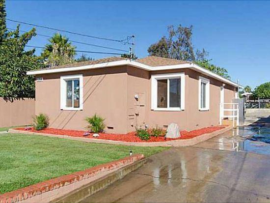 5354 Adams Ave, San Diego, CA 92115