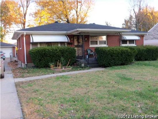 4329 Lynnview Dr, Louisville, KY 40216