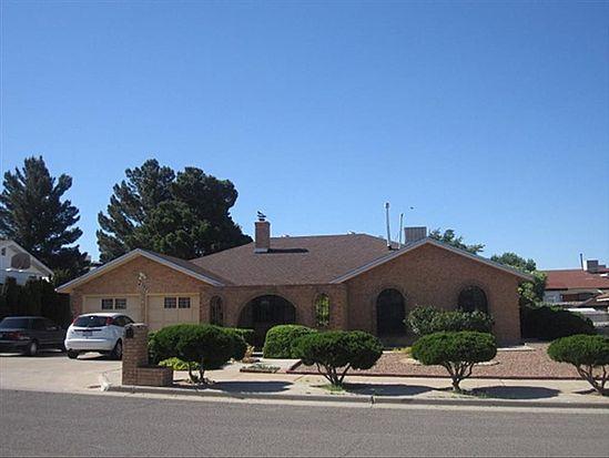 4525 R T Cassidy Dr, El Paso, TX 79924