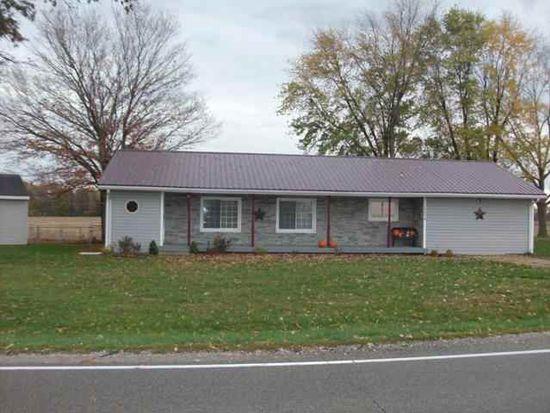 16874 S State Road 63, Farmersburg, IN 47850