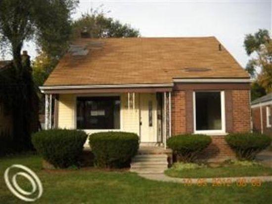 9537 Piedmont St, Detroit, MI 48228