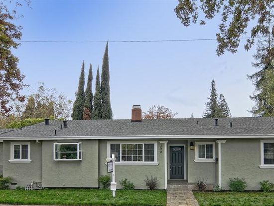 390 W Latimer Ave, Campbell, CA 95008
