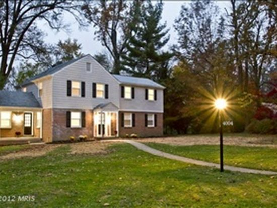 4004 Villa Nova Rd, Pikesville, MD 21207