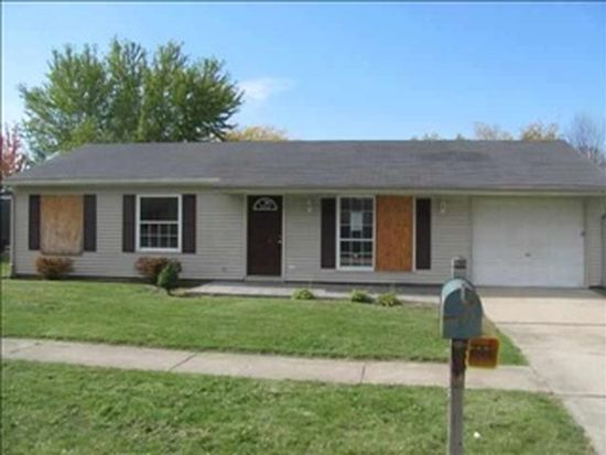 6116 Battleview Dr, West Lafayette, IN 47906