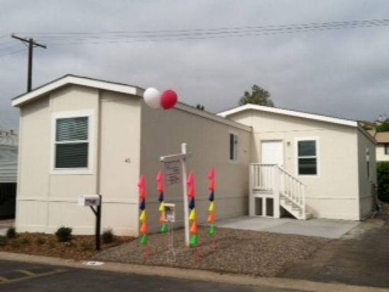 450 E Bradley Ave SPC 45, El Cajon, CA 92021