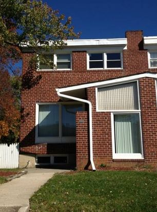 6833 Fairlawn Ave, Baltimore, MD 21215
