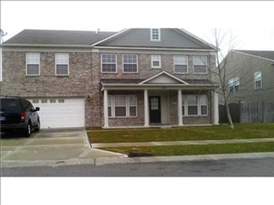 1403 Fortner Dr, Indianapolis, IN 46231