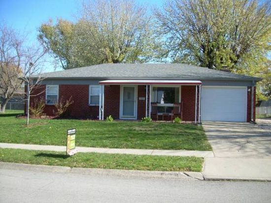 1333 Arcola Ct, Beech Grove, IN 46107