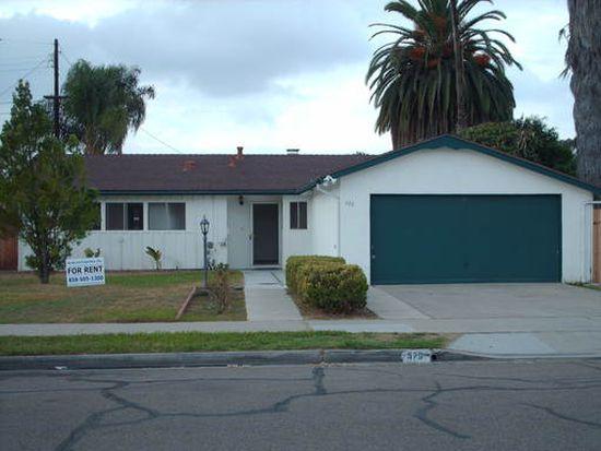 570 La Rue Way, El Cajon, CA 92021