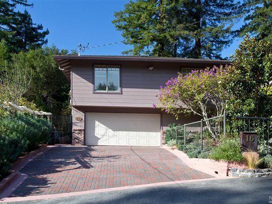 16 Eugene St, Mill Valley, CA 94941