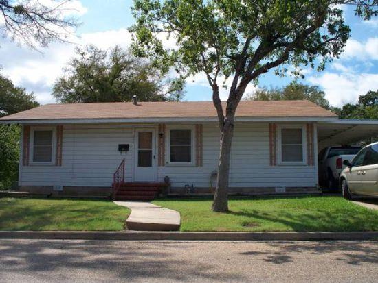 606 Park St, Gatesville, TX 76528