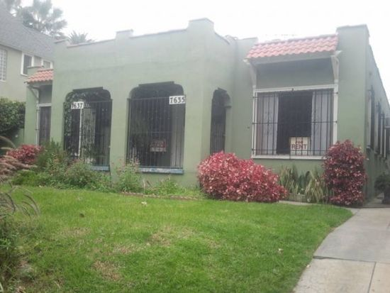 7635 Norton Ave, West Hollywood, CA 90046
