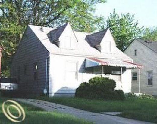 13619 Rosemont Ave, Detroit, MI 48223