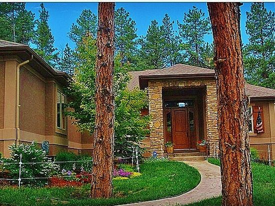 4936 Crow Dr, Larkspur, CO 80118