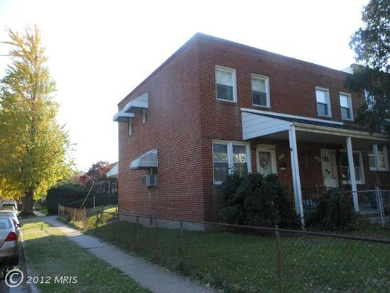 601 W 36th St, Baltimore, MD 21211