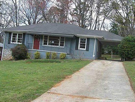 2039 Montrose Dr, Atlanta, GA 30344