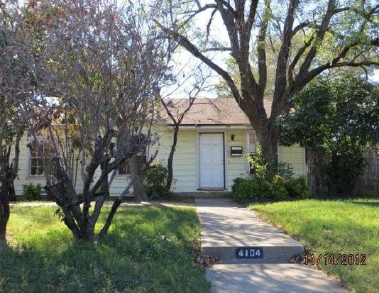 4104 Southwest Blvd, Fort Worth, TX 76116