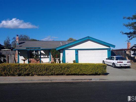 1117 Heavenly Dr, Martinez, CA 94553