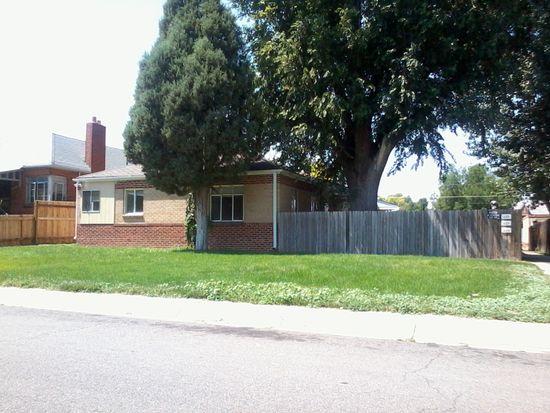 1431 Ivanhoe St, Denver, CO 80220