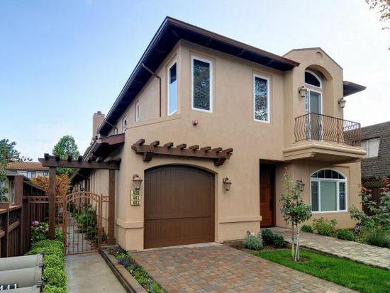 439 Tyndall St, Los Altos, CA 94022