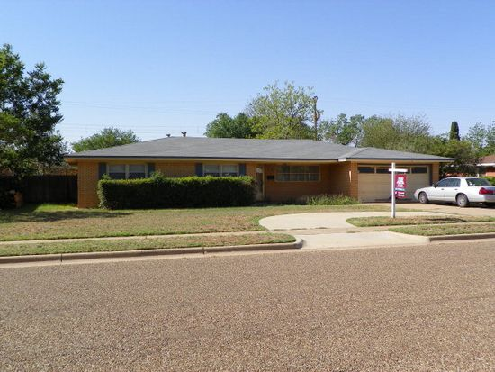 1319 59th St, Lubbock, TX 79412