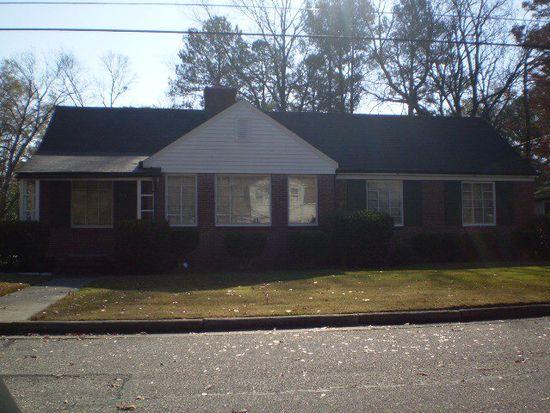 112 Clyde Ave N, Wilson, NC 27893