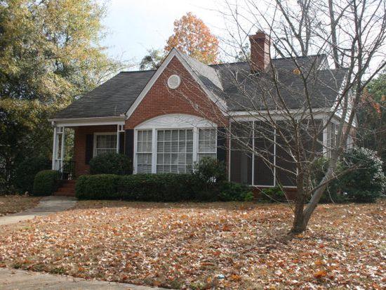 710 W Thomas St, Milledgeville, GA 31061