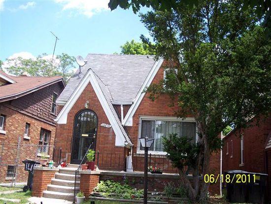 14876 Pinehurst St, Detroit, MI 48238