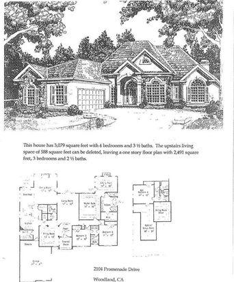 2105 Promenade Dr, Woodland, CA 95776