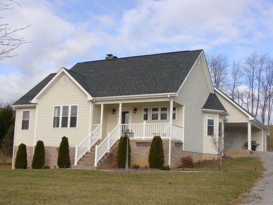 127 Magnolia Ln, Rural Retreat, VA 24368